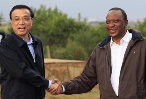 china-kenya