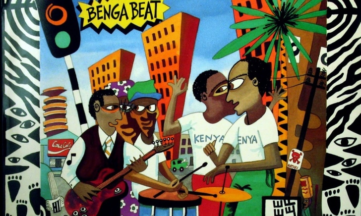 Shirati Jazz's Benga Beat, one of the most well-known in the Kenyan music's long history. Photograph: Shirati Jazz