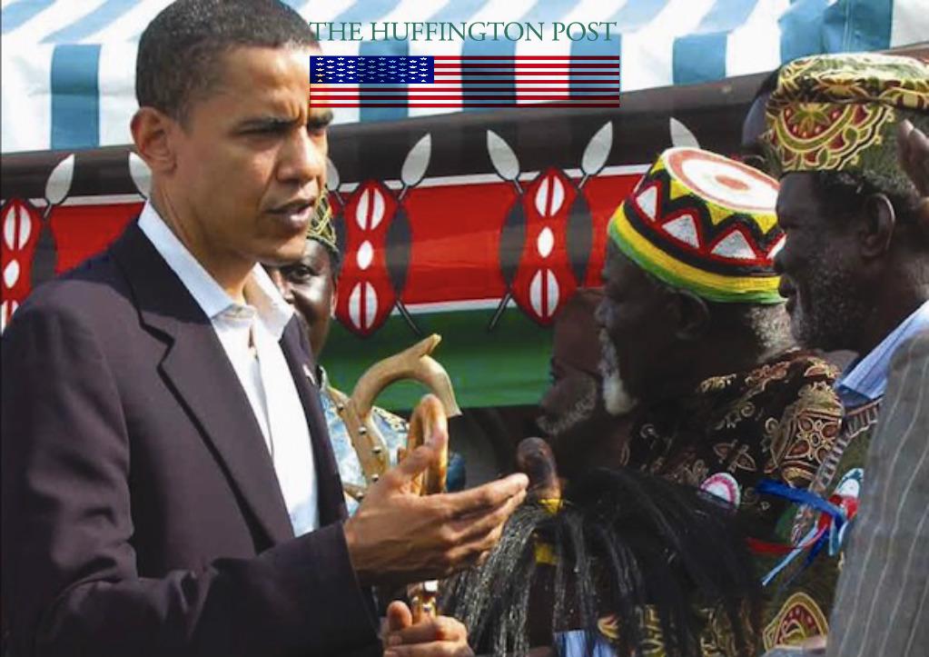 POTUS Barack Obama Set to Visit Kenya – His Father's ...